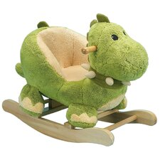 <strong>Charm Co.</strong> Dewey Dinosaur Rocker