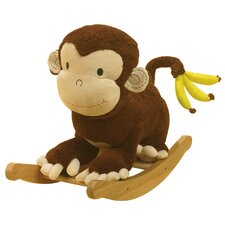 <strong>Charm Co.</strong> Bananas Monkey Rocker