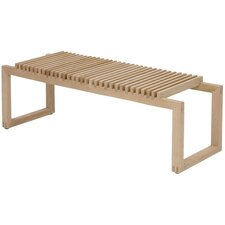 Cutter Wood Picnic Bench