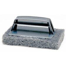 Abrasive Scrubbing Brush