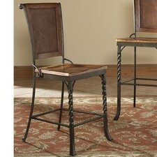 "Medley 24"" Bar Stool (Set of 2)"