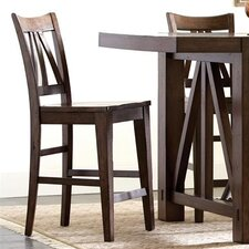 "<strong>Riverside Furniture</strong> Castlewood 24"" Bar Stool"