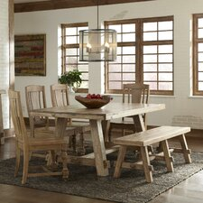 Ridgedale 6 Piece Dining Set