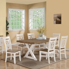 Framingham 7 Piece Dining Table Set