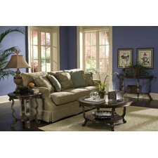 <strong>Riverside Furniture</strong> Ambrosia Coffee Table Set