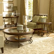 <strong>Riverside Furniture</strong> Fortunado Coffee Table Set