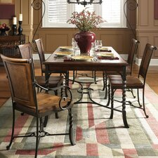 <strong>Riverside Furniture</strong> Medley 7 Piece Dining Set