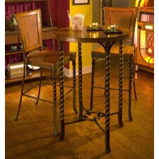 Medley 3 Piece Pub Table Set in Penney