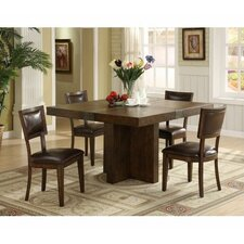 <strong>Riverside Furniture</strong> Belize 5 Piece Dining Set