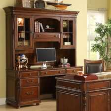 Bristol Court Credenza with Hutch