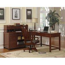 """Avenue 12.75"""" H x 45"""" W Desk Organizer Deck"""