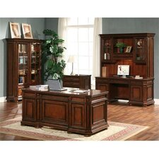 <strong>Riverside Furniture</strong> Cantata Standard Desk Office Suite