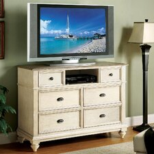 <strong>Riverside Furniture</strong> Coventry Two Tone 6 Drawer Media Chest