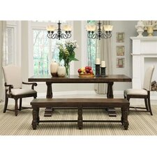 Newburgh Wooden Kitchen Bench