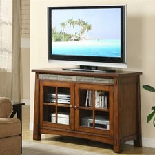 "<strong>Riverside Furniture</strong> Craftsman Home 45"" TV Stand"