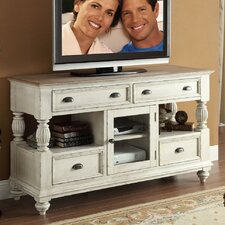 "<strong>Riverside Furniture</strong> Coventry Two Tone 62"" TV Stand"
