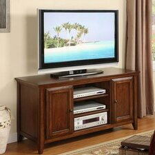 "<strong>Riverside Furniture</strong> Hilborne 52"" TV Stand"