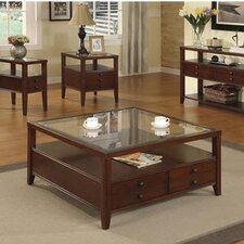<strong>Riverside Furniture</strong> Avenue Coffee Table