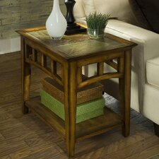 <strong>Riverside Furniture</strong> Andorra End Table
