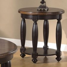 <strong>Riverside Furniture</strong> Delcastle End Table