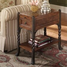<strong>Riverside Furniture</strong> Medley End Table