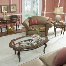 <strong>Riverside Furniture</strong> Serena Coffee Table Set