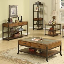 <strong>Riverside Furniture</strong> West End Coffee Table Set