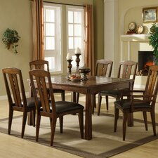 Craftsman Home Dining Table