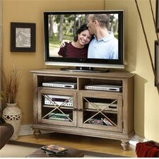 "<strong>Riverside Furniture</strong> Coventry 50"" Corner TV Stand"