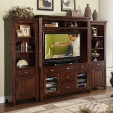 <strong>Riverside Furniture</strong> Castlewood Entertainment Center