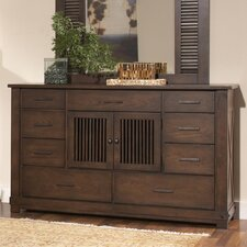 Windridge 9 Drawer Combo Dresser