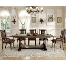 <strong>Riverside Furniture</strong> Promenade 7 Piece Dining Set