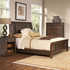 Windridge Sleigh Bed
