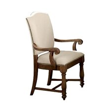 Castlewood Arm Chair in Tobacco