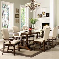 <strong>Riverside Furniture</strong> Newburgh 7 Piece Dining Set
