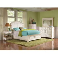Placid Cove Low Panel Bedroom Collection