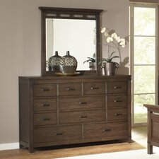 <strong>Riverside Furniture</strong> Promenade 12 Drawer Dresser