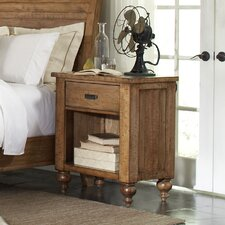 <strong>Riverside Furniture</strong> Summerhill 1 Drawer Nightstand