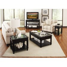 <strong>Riverside Furniture</strong> Farrington Coffee Table Set