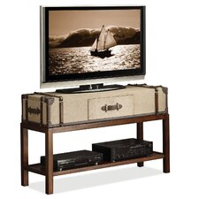 "<strong>Riverside Furniture</strong> Bon Voyage Suitcase 48"" TV Stand"