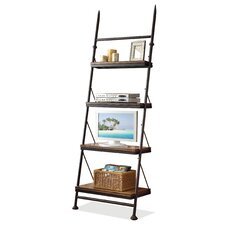 "<strong>Riverside Furniture</strong> Camden Town 88.5"" Bookcase"