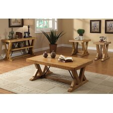 <strong>Riverside Furniture</strong> Summerhill Coffee Table Set