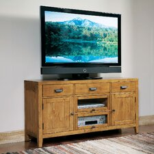 "<strong>Riverside Furniture</strong> Summerhill 58"" TV Stand"