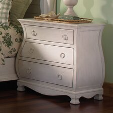Placid Cove 3 Drawer Nightstand
