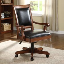 <strong>Riverside Furniture</strong> Bristol Court High-Back Desk Chair with Arm