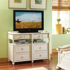 <strong>Riverside Furniture</strong> Placid Cove 6 Drawer Media Chest