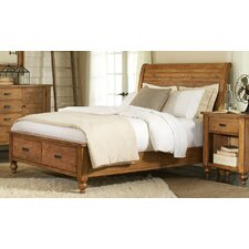 Summerhill Storage Sleigh Bed