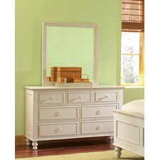 Placid Cove 7 Drawer Dresser