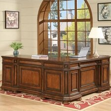 <strong>Riverside Furniture</strong> Cantata L Shaped Desk and Return