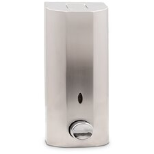 Single Stainless Steel Shower Dispenser